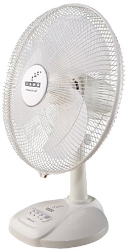 Stupendous Usha Maxx Air 400Mm 55 Watt Table Fan White Home Interior And Landscaping Pimpapssignezvosmurscom