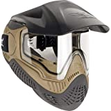 Valken Paintball MI-9 SC Goggle/Mask with Dual Pane Thermal Lens - Olive