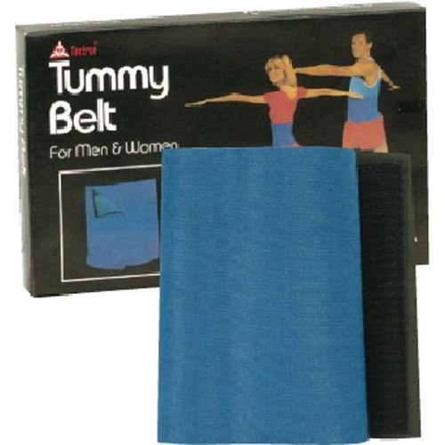 """Tectron Set of Two Tummy Belts - 8"""" Sports Waist Trimmer,..."""