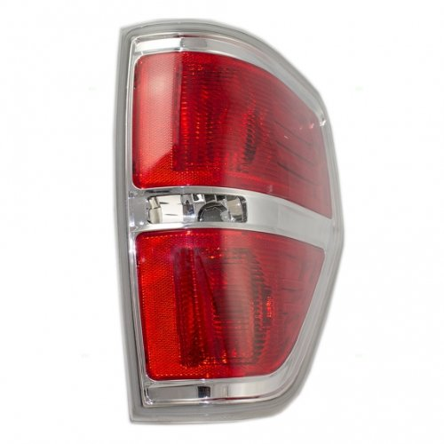 (OE Replacement Ford F-150 Passenger Side Taillight Lens/Housing (Partslink Number)