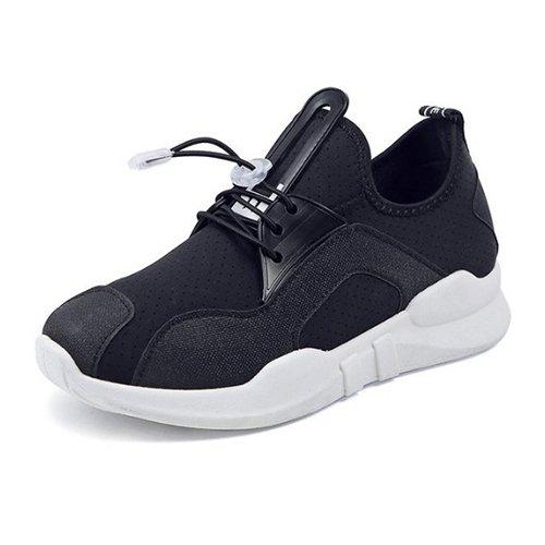 Transpirable Señoras Zapatos Up Damas Señoras amp;G Deportivos Calzado De Zapatos Lace Mujer Deportivos Nuevo Casual black Zapatos Señoras Verano NGRDX 6qEtw8B