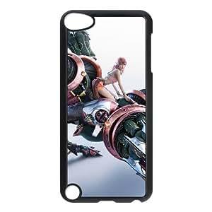 iPod 5 Case Black oerba dia vanille final fantasy iii Popular games image WOK7554921