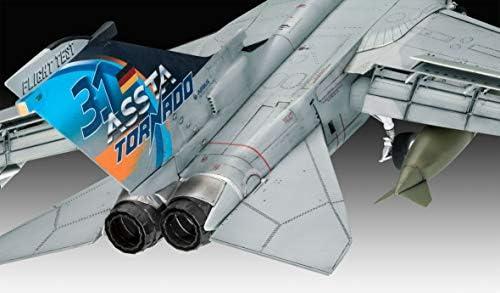 Revell 03849 Tornado ASSTA 3.1 Expert Model Kit Unpainted: Amazon.de:  Spielzeug