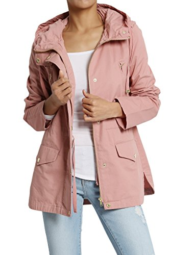 Cotton Twill Coat Jacket - 7