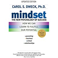 Deals on Mindset: The New Psychology of Success Kindle Edition
