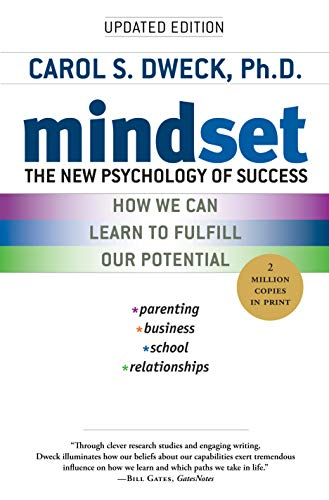 Carolyn Kinder Set - Mindset: The New Psychology of Success