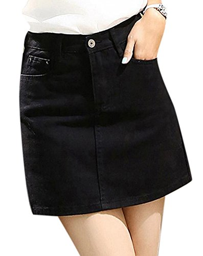Skirt BL Womens Stretch Skirts