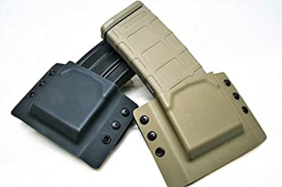 Code 4 Defense Universal AR-15 Magazine Carrier- .556/.223 Universal Magazine Carrier- Kydex Ar-15 Magazine Holster