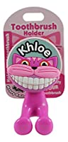 "John Hinde My Name ""Khloe"" Toothbrush Holders"