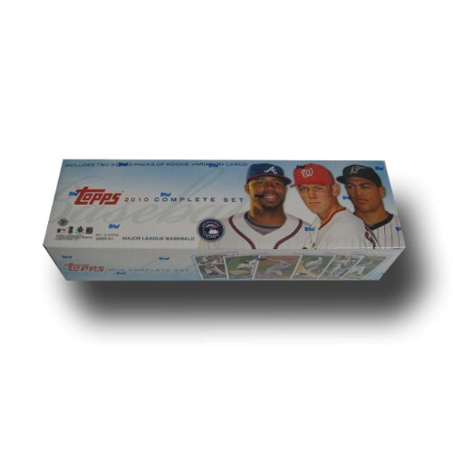 MLB 2010 Topps Holiday Complete Factory Hobby Set (661 cards)