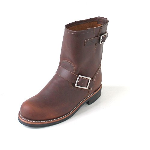 Wing Leather Red Boots Engineer 3356 Copper Womens Oww7Pdxq