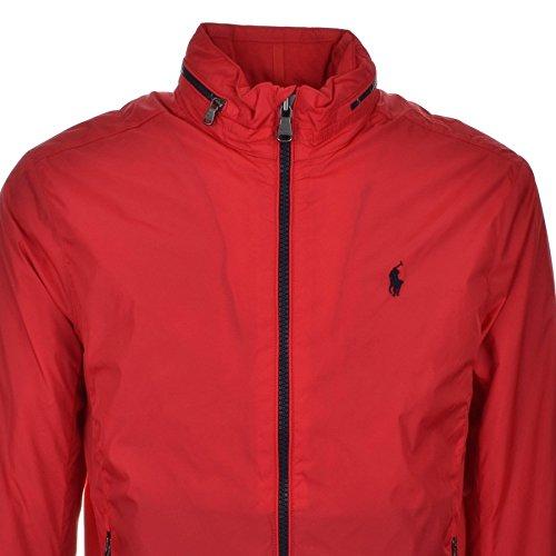 Para hombre Ralph Lauren Retford chaqueta rojo rojo rosso M/L: Amazon.es: Ropa y accesorios