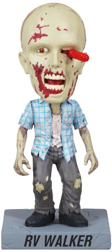 [Funko Walking Dead: RV Walker Zombie Wacky Wobble] (Walking Zombie)