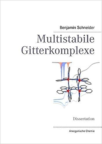 Multistabile Gitterkomplexe
