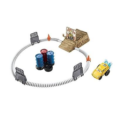 Disney Pixar Cars 3 Splash Racers Barrel Blowout Playset: Toys & Games