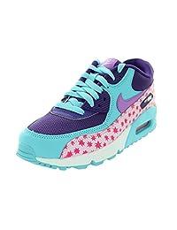 Nike Air Max 90 Prem Mesh Pink/Fuchsia/Blue 724875-600 Pink/Fuchsia/Blue