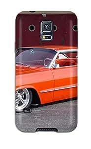 jack mazariego Padilla's Shop Hot 8576253K78540070 Tpu Case Cover For Galaxy S5 Strong Protect Case - 1963 Impala Design