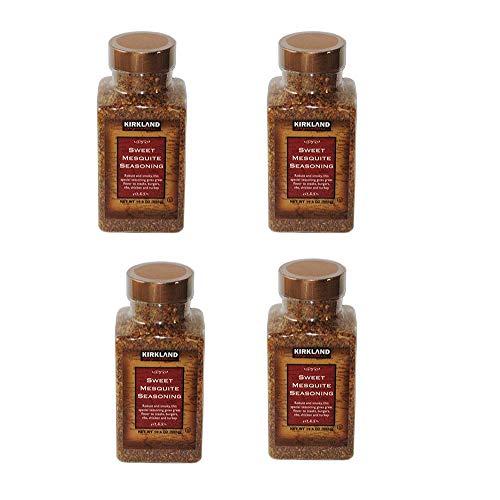 Kirkland SignatureTM Sweet Mesquite Seasoning 4-pack