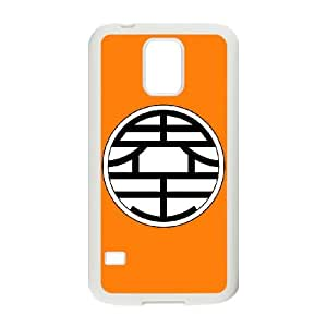 Scholarly Cottage Order Case DRAGON BALL For Samsung Galaxy S5 Send tempered glass screen protector LL9WD792896