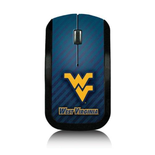(West Virginia Mountaineers Wireless USB Mouse NCAA)