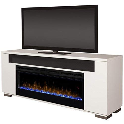 Dimplex Electric Fireplace, TV Stand, Media Console and Entertainment Center with 50