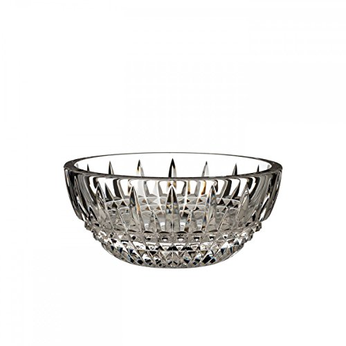Waterford Lismore Diamond Small Ring Bowl - Lead Crystal Diamond Bowl