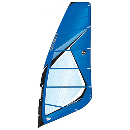 Aerotech sails 2010 phantom blue 04 5 windsurfing sail for Blue water parts piscine