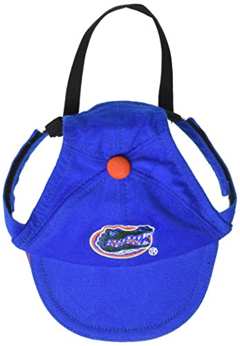 Sporty K9 Collegiate Florida Gators Dog Cap, X-Small - Bandana Dog T-shirt