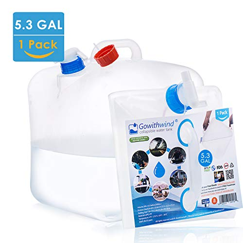 Gowithwind Collapsible Water Container