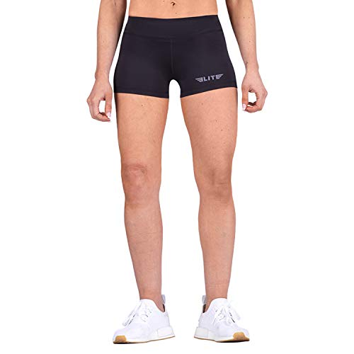 Elite Sports New Item Women Crossfit Shorts (Small) ()