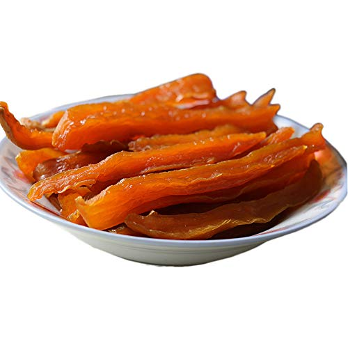 Helen Ou Peasant Family Pure Handmade Sugar Free Dried Chinese Sweet Potato Soft Waxy 17.6oz ()