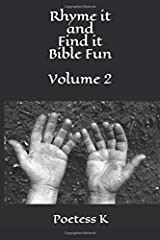 Rhyme it and Find it Bible Fun Volume 2 (Rhyme it Find it) Paperback
