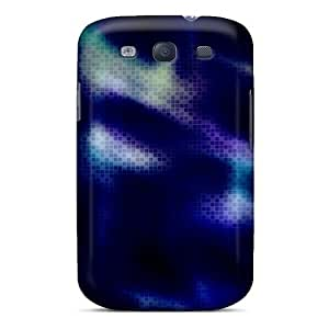 Durable Cases For The Galaxy S3- Eco-friendly Retail Packaging(venom Cubes)