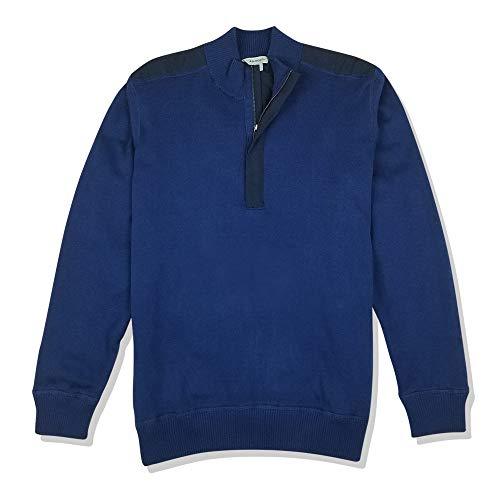Ashworth Golf Pullovers 2017 Anchor Blue(AE9511) - Lightweight Pullover Ashworth