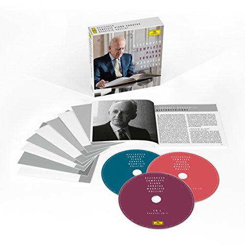 Beethoven: Complete Piano Sonatas [8 CD]