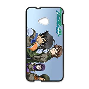 mobile suit gundam HTC One M7 Cell Phone Case Black vnlk