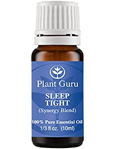 Sleep Tight Synergy Essential Oil Blend 10 ml. 100%...