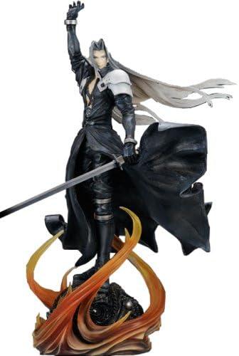 Square Enix  STATIC ARTS BUST Sephiroth FINAL FANTASY VII