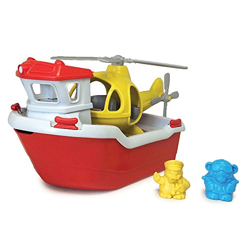 Green Toys Rescue Boat with He…