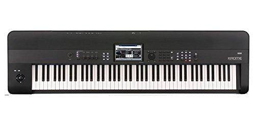 Korg KROME 88-Key Music Workstation Keyboard & Synthesizer (Certified Refurbished)