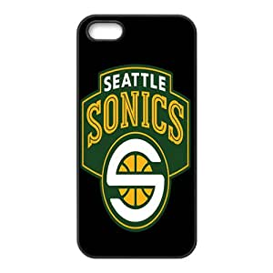 Seattle Sonics Cell Phone Case for Iphone 5s