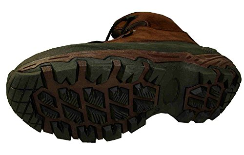 Brand New Mens Waterproof Snow Boots Brown vsyhmg