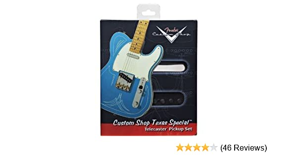 stratocaster custom shop texas special wiring diagram amazon com fender custom shop texas special telecaster pickups  texas special telecaster pickups