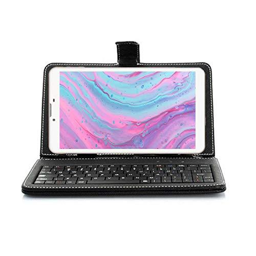 I KALL N4 4G Calling Tablet (1GB, 8GB, Dual Sim + WiFi) (White)