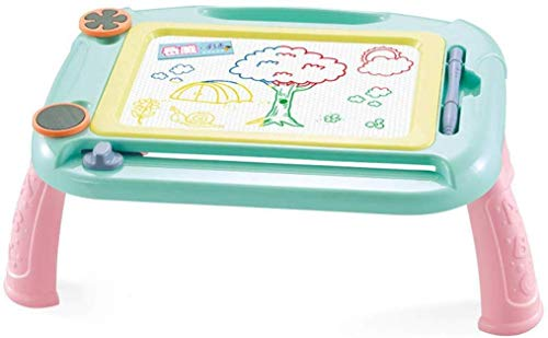 Kids Magnetic Drawing Board, Children Graffiti Painting Board with Holder Educational Toy Sketch Pad