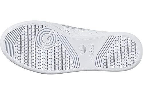 Bco plata Mujer White Adidas Ee8925 Zapatillas Continental Para vw7Z5a