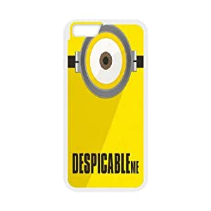 Despicable Me Cartoon Movie Productive Back Phone Case For Apple Iphone 6 Plus 5.5 inch screen Cases -Pattern-16