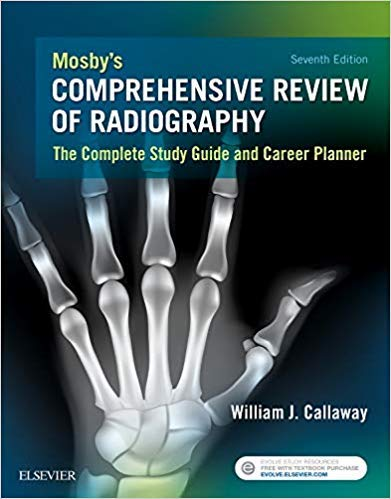 [0323354238] [9780323354233] Mosby's Comprehensive Review of Radiography: The Complete Study Guide and Career Planner 7th Edition-Paperback (Mosby Comprehensive Review Of Radiography 7th Edition)