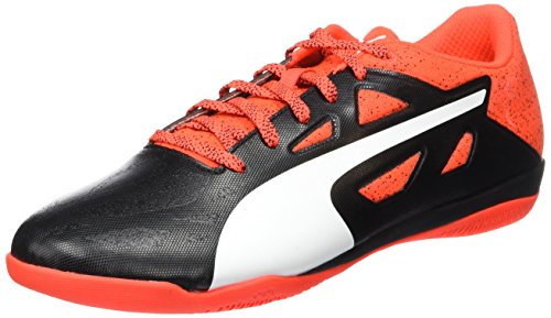 white Rouge Homme 1 Pour black 01 Football Chaussures Puma 5 Blast Hall De Evospeed red wFza7qf