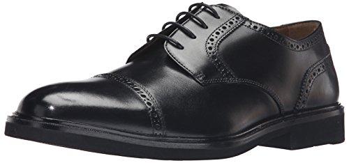 Oxford Hamilton Cap Florsheim Toe Mens Black Florsheim Mens qUtxI7Y